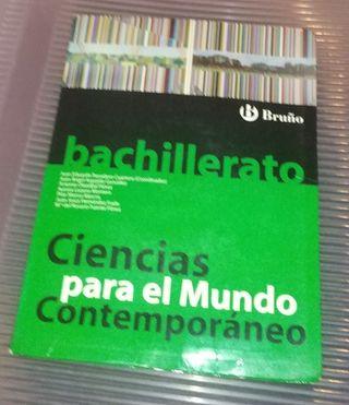 Libro de texto de Bachillerato
