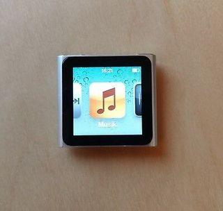 iPod Nano desiste generación de cuatro gigas