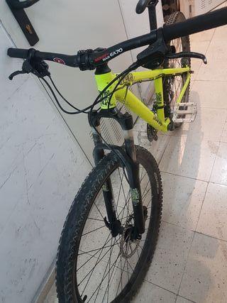 bicicleta mtb comencal