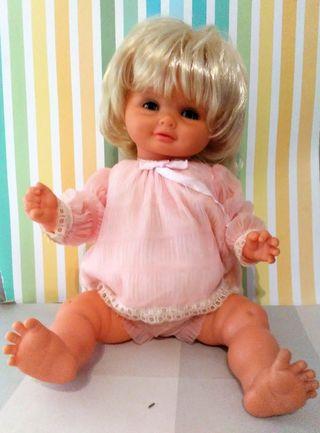 Pablita muñeca gama made in spain años 60-70