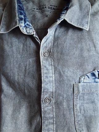 Camisa Hombre marca Salsa t.M