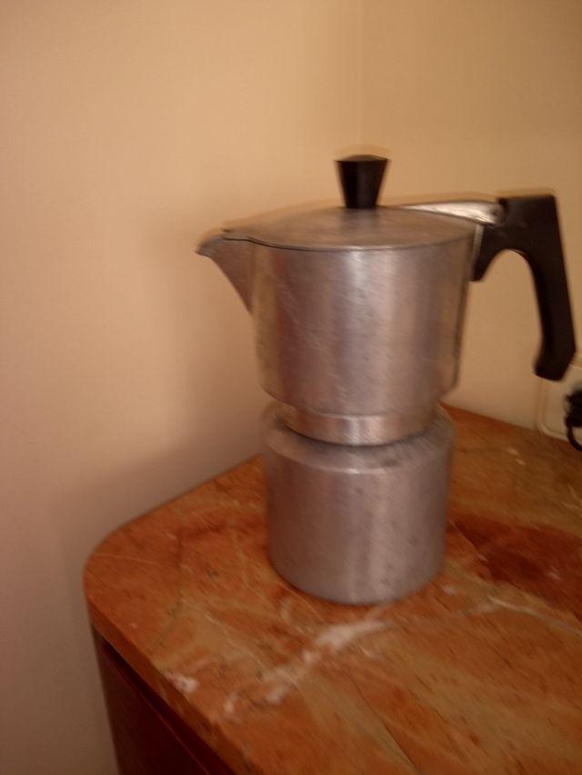 cafetera vintage