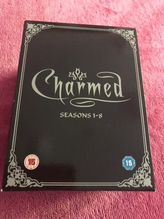 New Charmed Complete Box Set