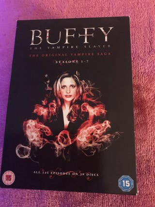New Buffy Complete Box Set