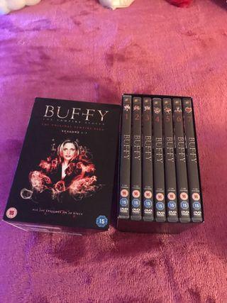 New Buffy Complete Box Set