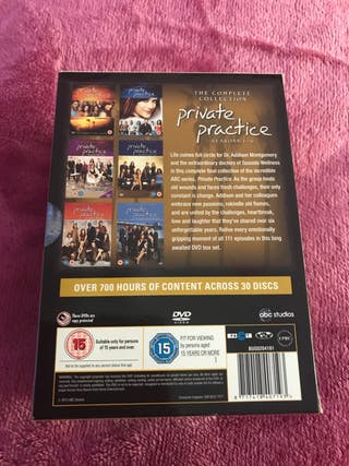 New Private Practice Complete Box Set