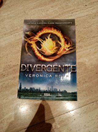 libro divergente en español