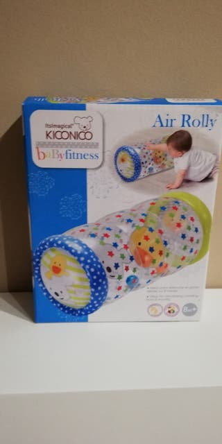 Juguete para gatear. Air-rolly bbfitness