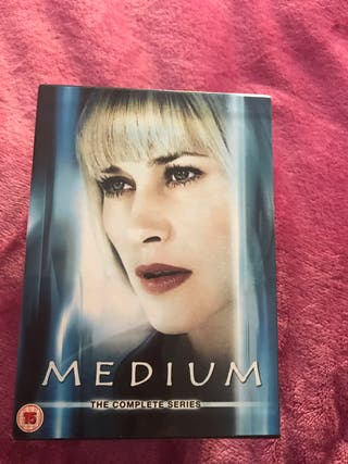 New Medium Complete Box Set