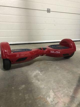 Hoverboard con kart