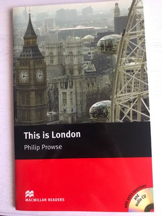 Libro ''This is London''