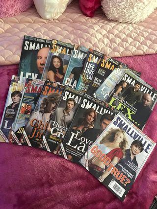 Smallville Books & Magazine Bundle
