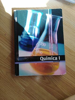 Libro Química Edebé 1o de Bachillerato