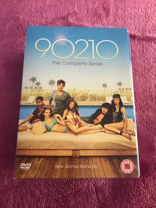 New 90210 Complete Box Set