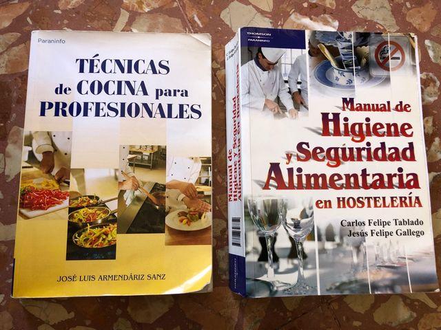 Libros formacion cocina y hosteleria