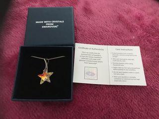 New Swarovski Crystal Necklace
