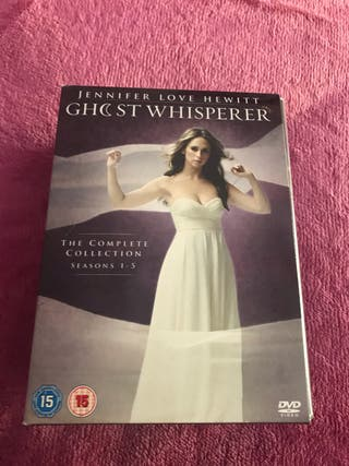 New Ghost Whisperer Complete Box Set
