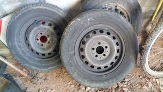 ruedas mercedes vito w638
