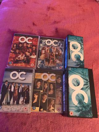 New OC Complete Box Set
