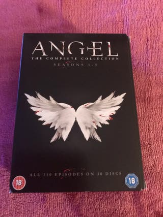 New Angel Box Set