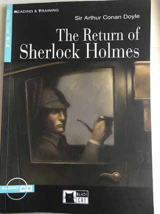 Libro ''The Return of Sherlock Holmes''