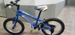"""bicicleta niño megamo 16"""""""