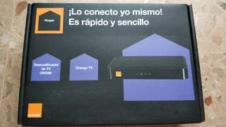 Decodificador Orange ohd80