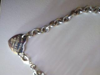 Collar de marca Tiffany and co