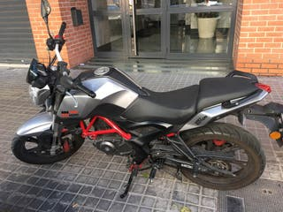 - KSR MOTO GRS Grey Edition 125CC