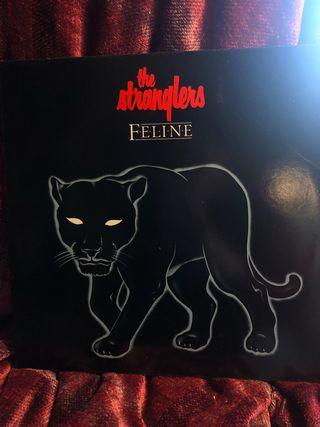 "Vinilo The Stranglers ""Feline"""