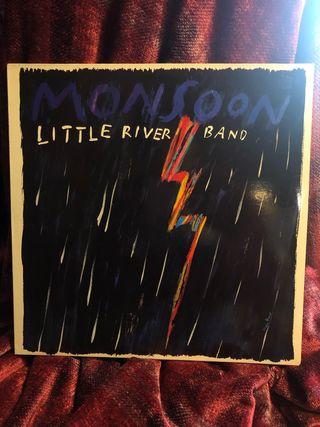 """Vinilo de Monsoon """"Little river band"""""""