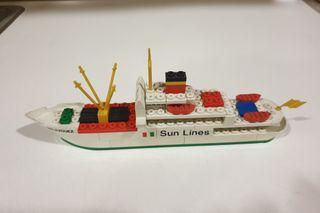 Tente barco Sun Lines