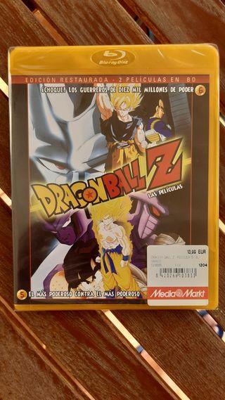 Dragon Ball Z Las peliculas 5 y 6 Bluray