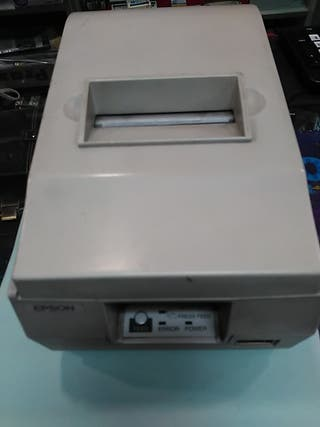 impresora de tickets matricial Epson