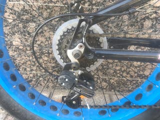 Bicicleta monster rider