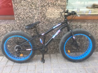 Bicicleta monster rider