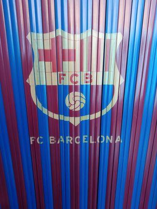 cortina FC Barcelona