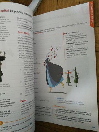 libro de texto 3 de eso