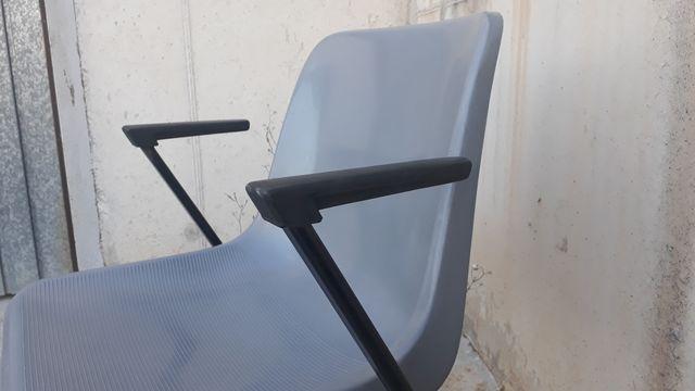 Silla estilo industrial