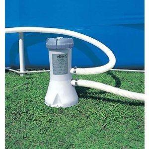 calentador y depuradora para piscina