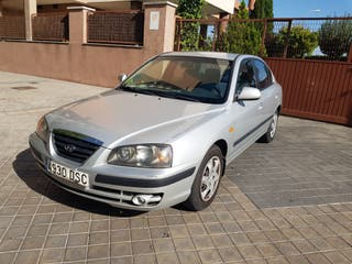 Hyundai Elantra 2005 1.6 105cv Gasolina Pegatina B