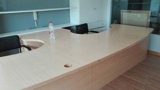 mobiliario de oficina completo