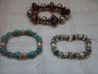 Bisuteria, Pulseras, Brazaletes, Bracelets