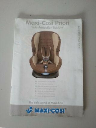 Silla de coche Maxi-Cosi Priori