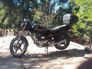 Honda Cb 2.5 Tour City