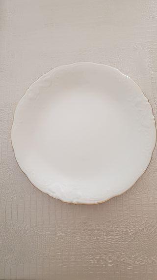vajilla porcelana alhambra y juego café