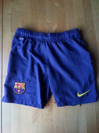 Pantalon Fc Barcelona Nike 10-12 Años