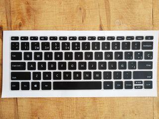 Funda de teclado español