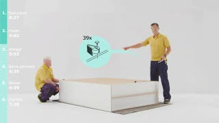 montador Ikea mobiliario muebles ikea