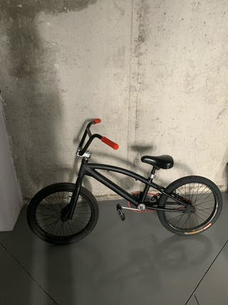 BMX en perfecto estado